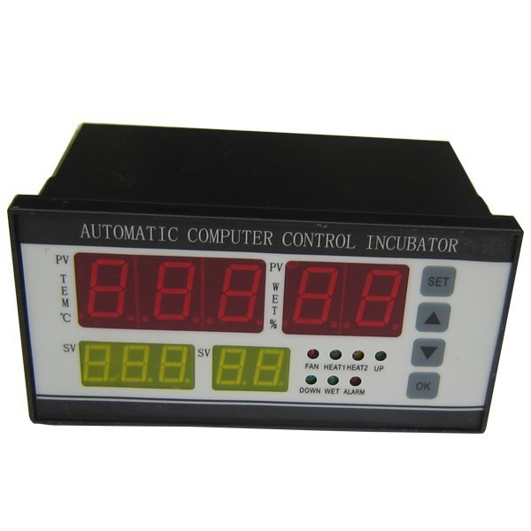 XM-18 incubator temperature controller for thermometer humidity