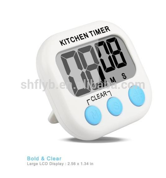 New design kitchen timer magnetic with CE certificate