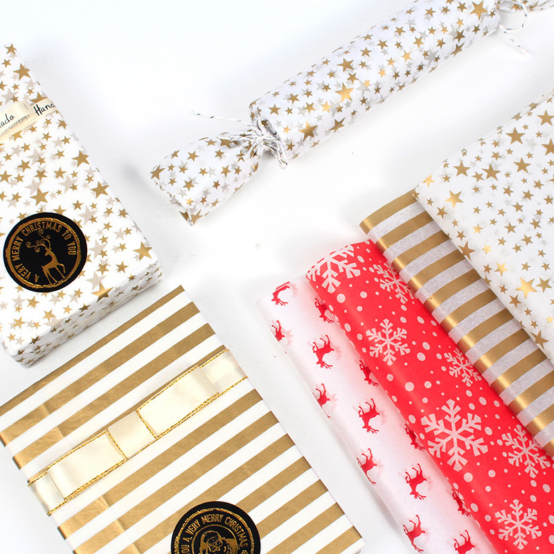 Printing Pattern Gift WrapperTissue Paper