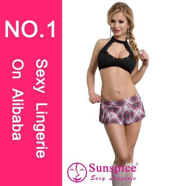 2015 Sunspice New Style wholesale woman in animalsheer transparent lingerie hot sexy girl animal