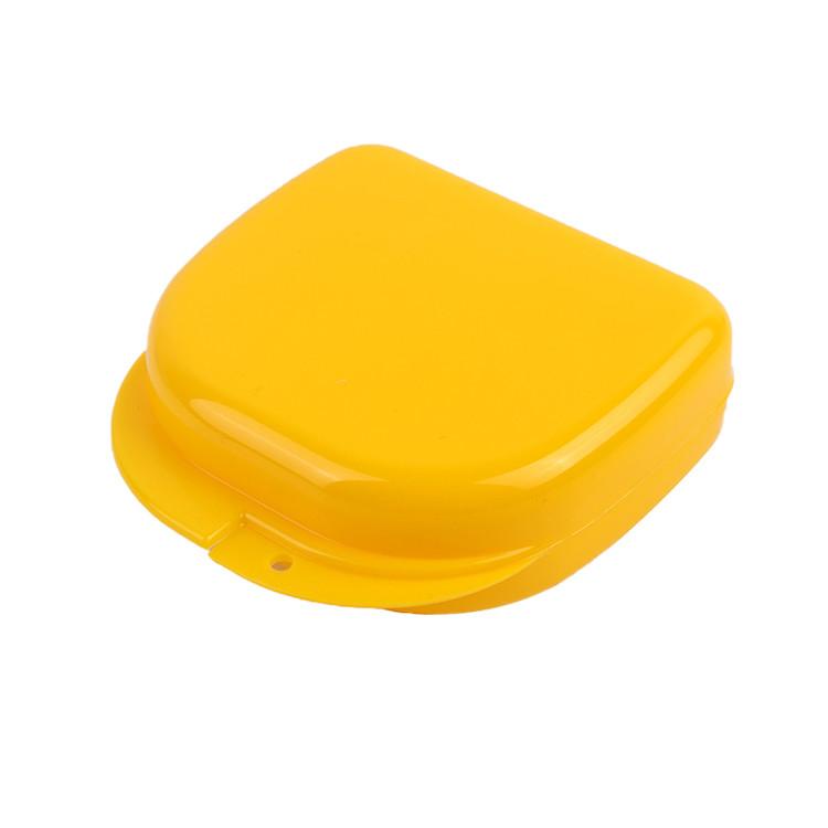 Professional design dental plastic retainer instrument box
