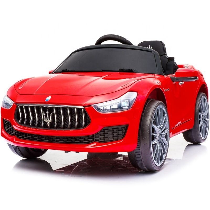 New license MASERATI children electronic toy car cheap electric cars for kids toy cars for babies