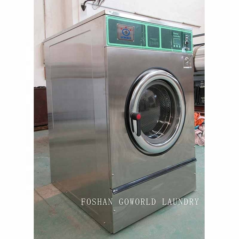 electric heating washing machine with coin slot(15kg,25kg)
