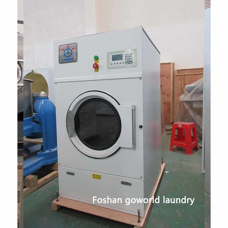 8kg gas heating industrial dryer machine,commercial dryer