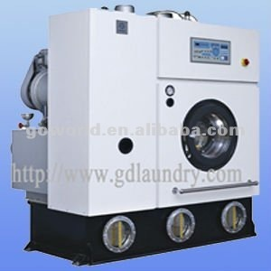 16kg electric heating intelligent dry cleaning machine,dry cleaning equipment