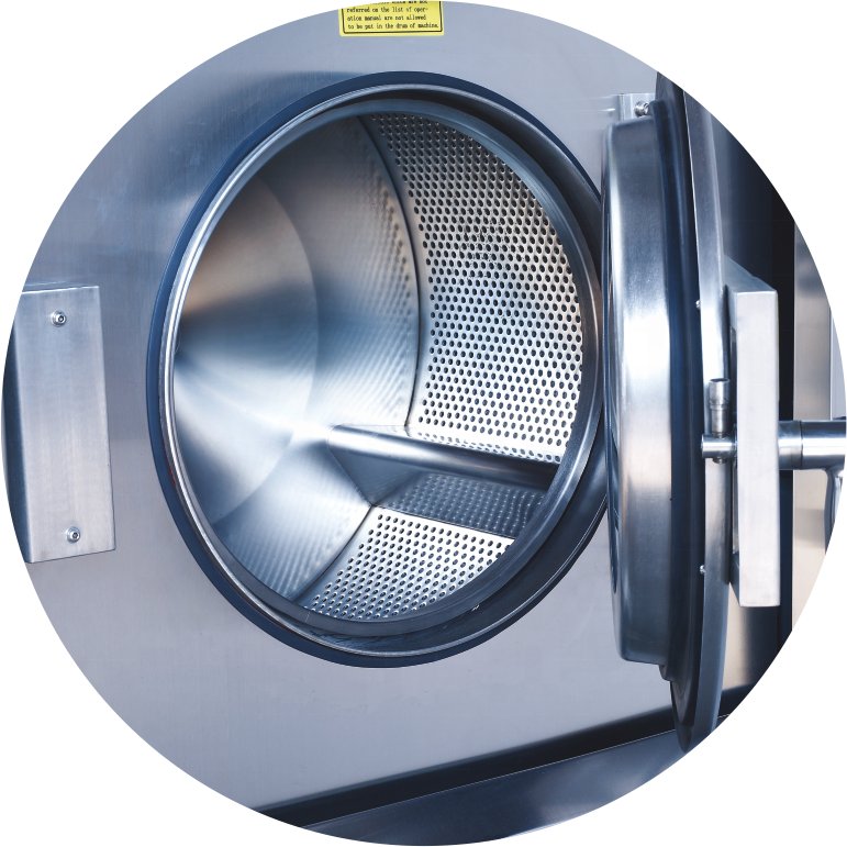 25kg steam heating laundry washer extractor-laundry equipment