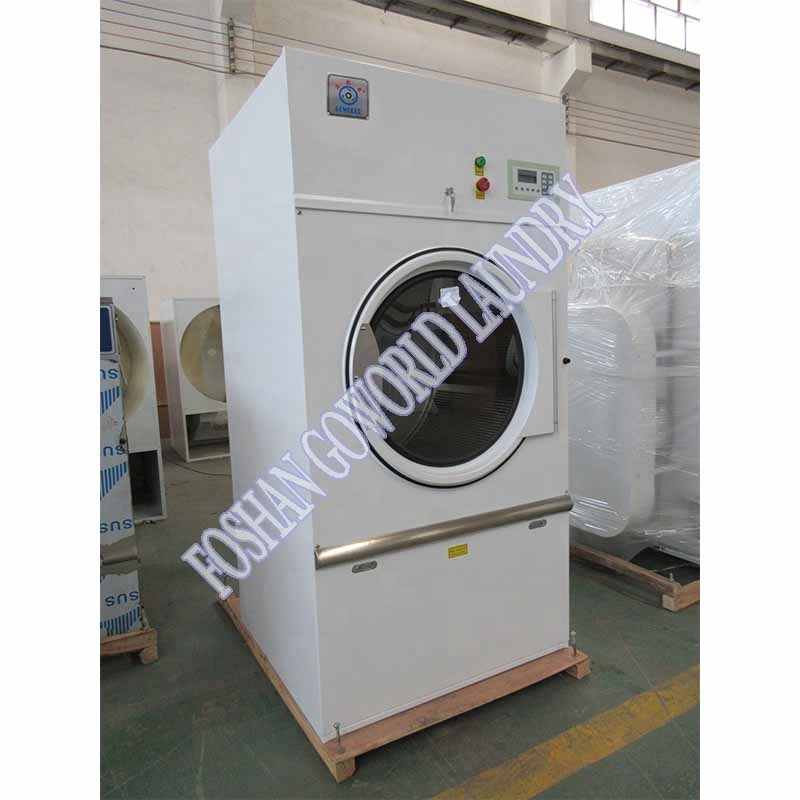 25kg steam heating industrial and commercial dryer machine,laundry clothes dryer