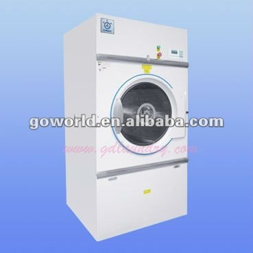 150kg electric heating laundry shop use tumble dryer