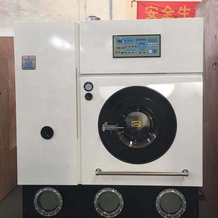 10kg steam heating dry cleaning machine-promotion products