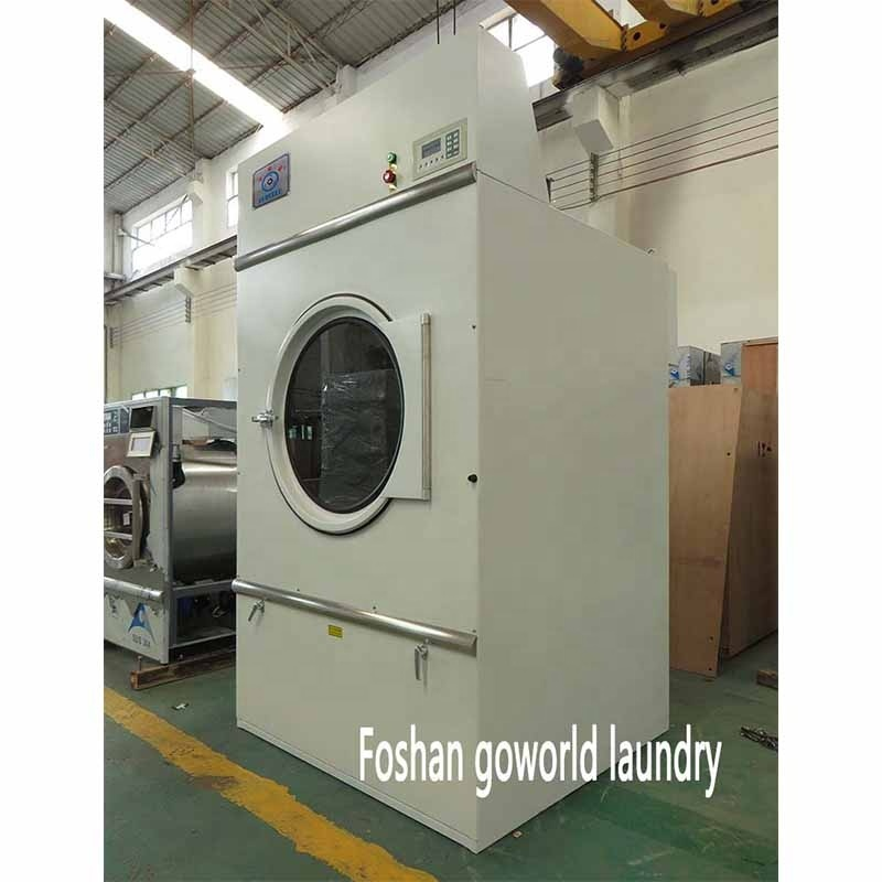 80kg electricheating industrial clothes dryer,garments laundry dryer