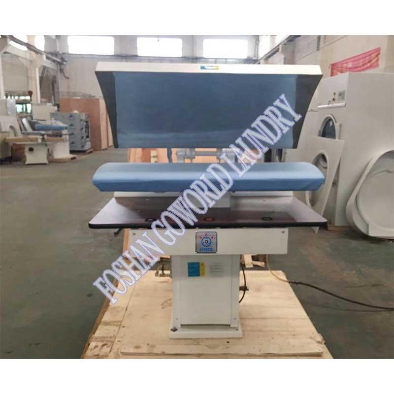 WJ-121 Series pneumatic control laundry utility press