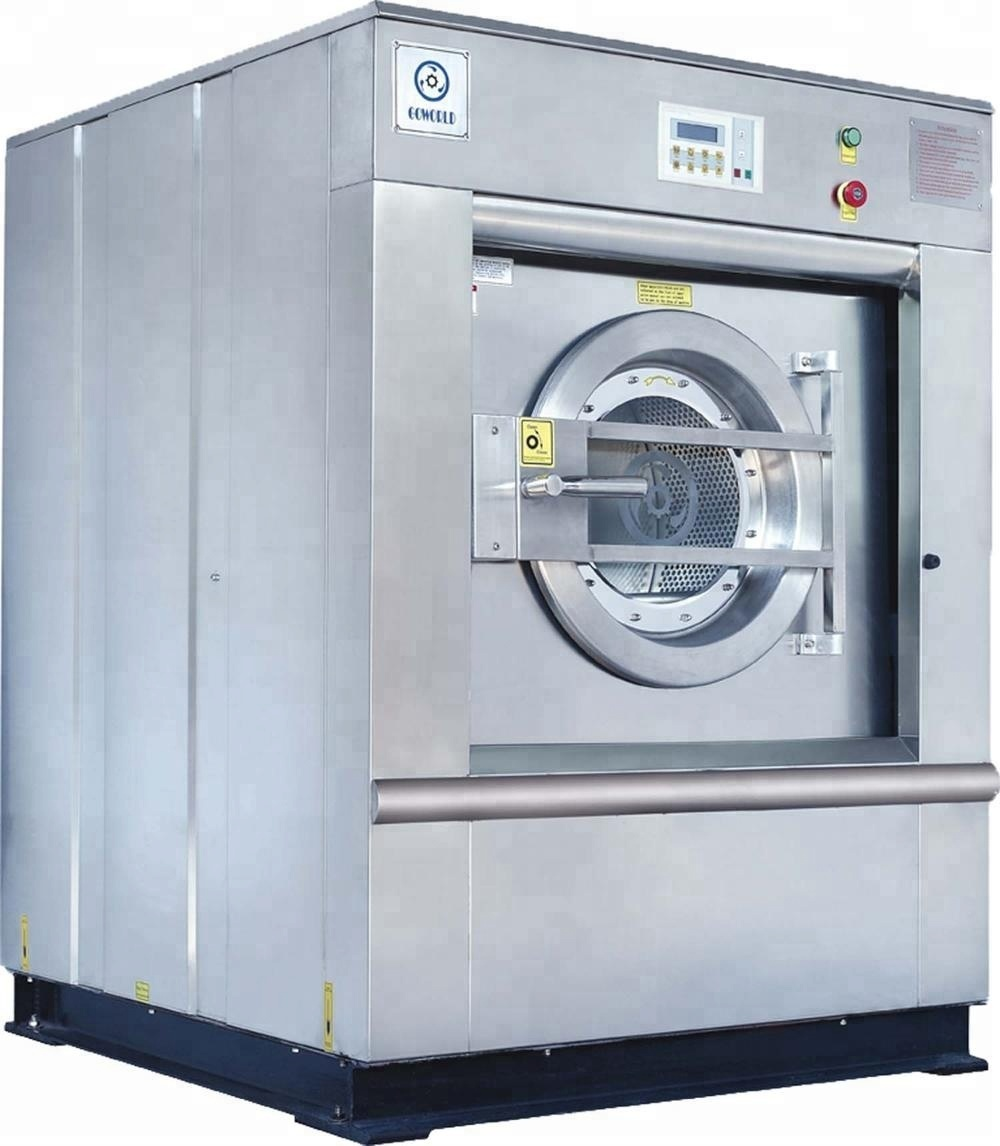 15kg steam heating laundry shop equipment(washer,dryer)