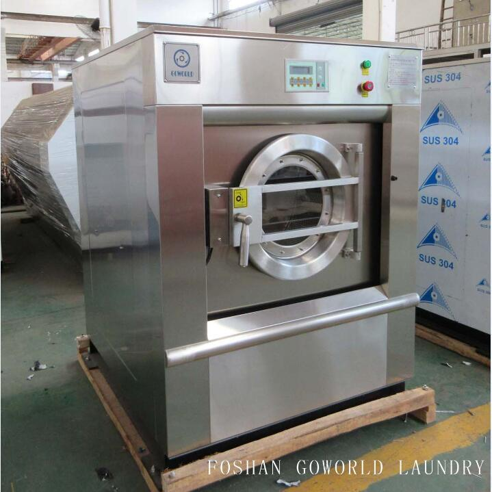 25kg electric heating commercial and industrial laundry shop washing machine