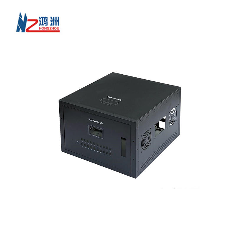 Shenzhen Sheet Metal Fabrication Enclosure for Electrical Power Boxes