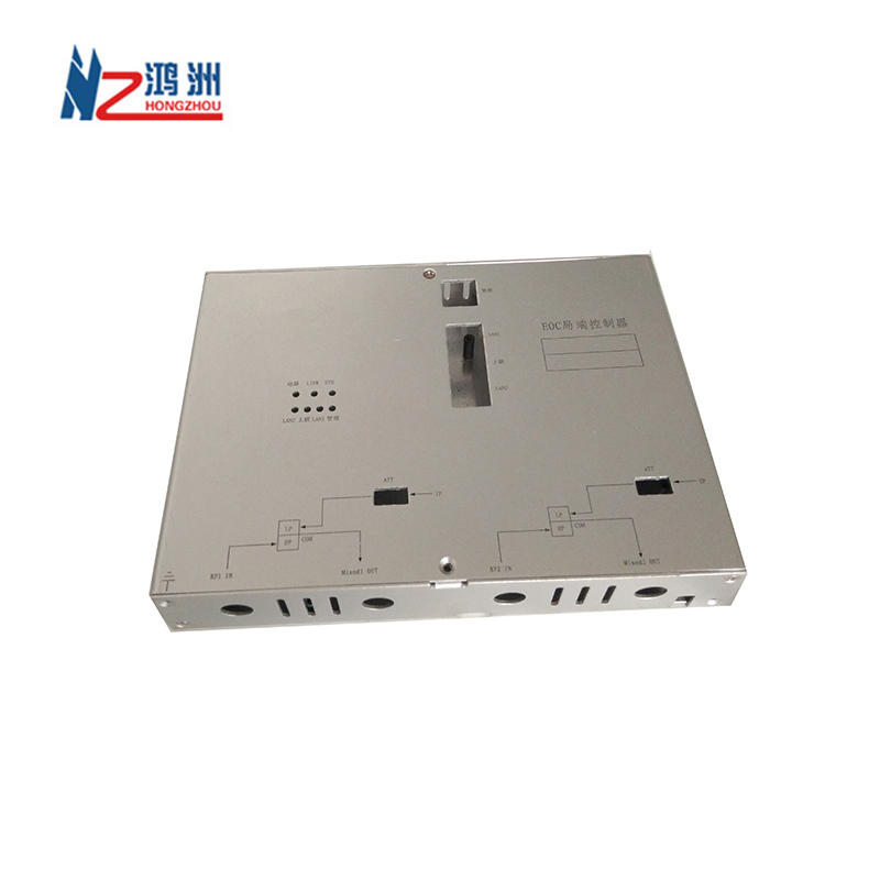 Custom Sheet Metal Electrical Cabinet