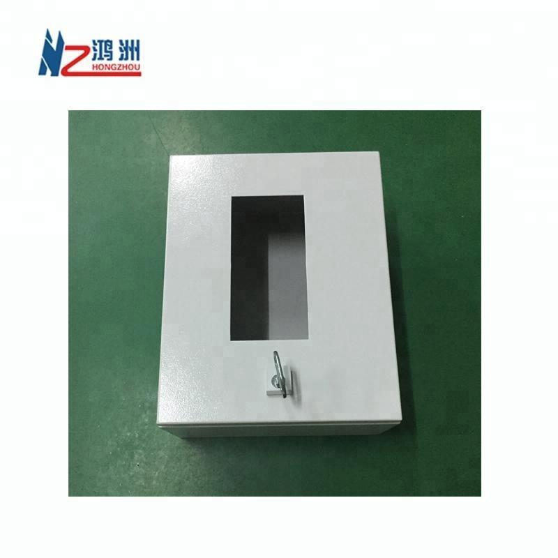 Shenzhen Supplier Customized Sheet Metal Frame with Bending