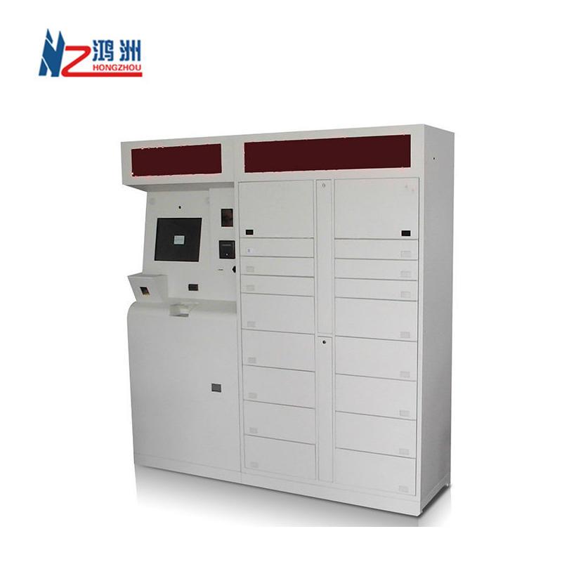 Precision sheet metal fabrication for vending machine enclosure