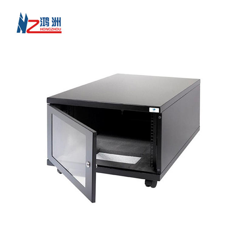 High quality SPCC industry sheet metal frame with black powder coated surface treatment