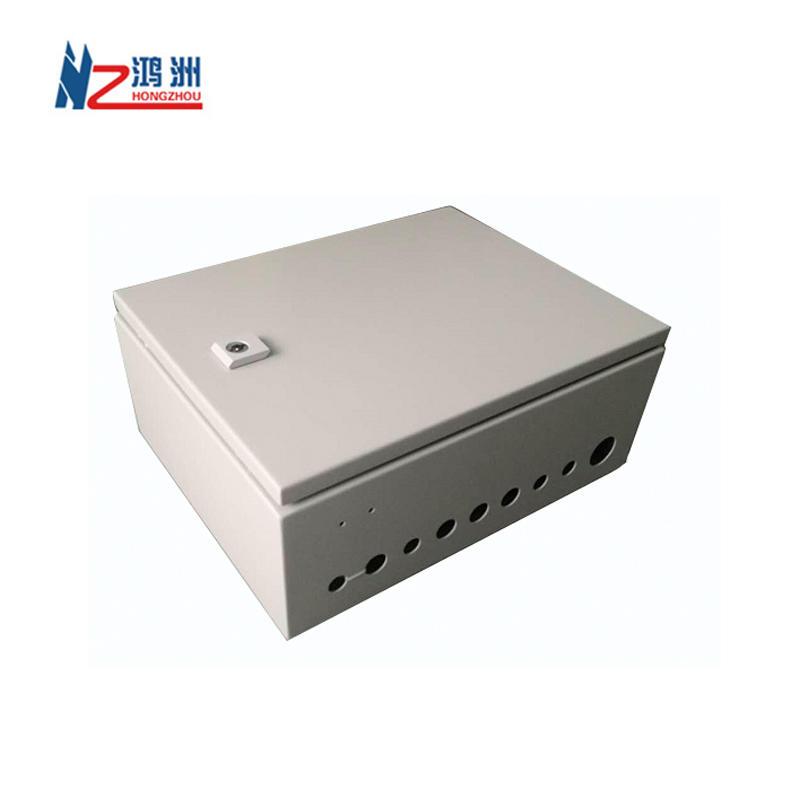 Custom Sheet Metal Fabrication for Electrical Housing Enclosure