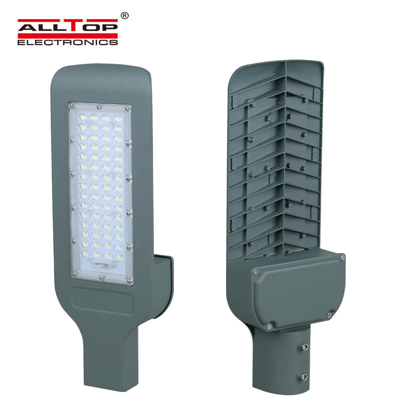 Outdoor IP65 waterproof aluminum 60W ce rohs smd led street light