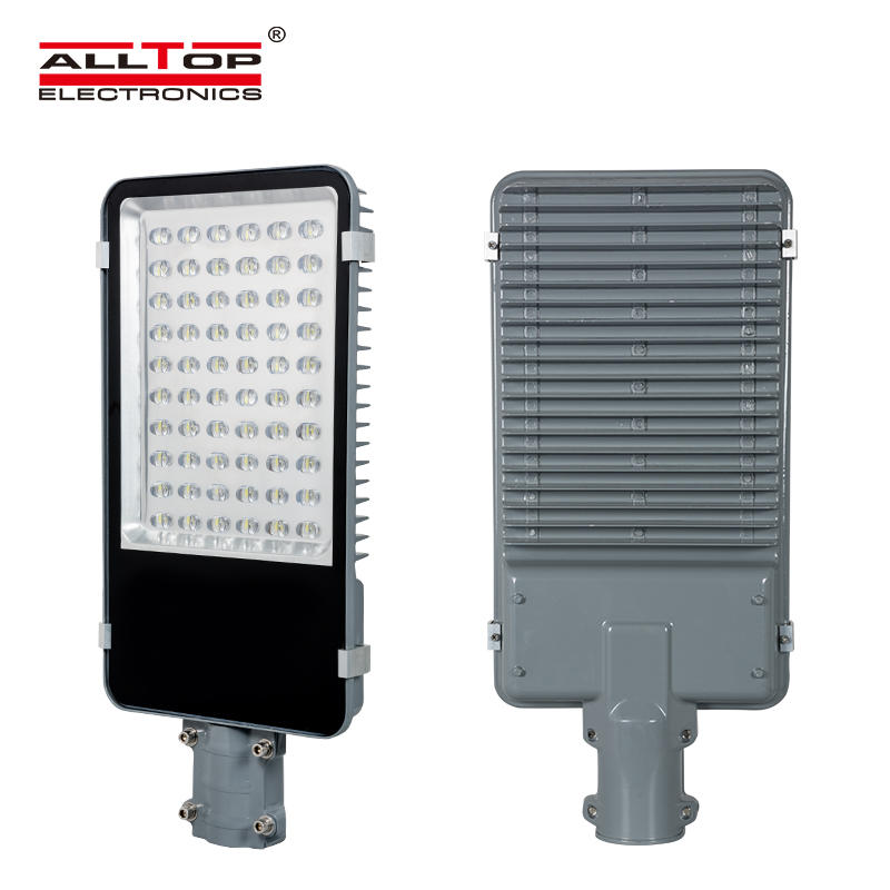 IP65 aluminum 60w rohs power newest design led street light