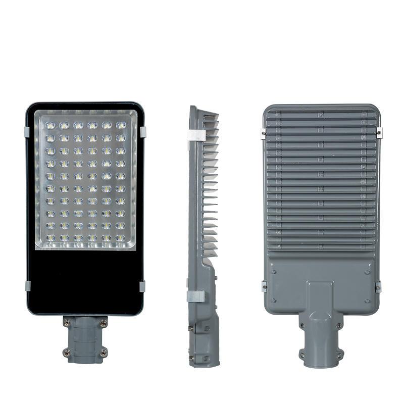 Outdoor waterproof ip67 60W solar powered led road lights