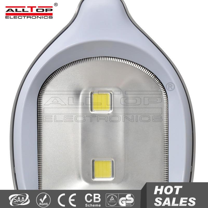 High bridgelux cob IP67 waterproof solar led street lights 60w