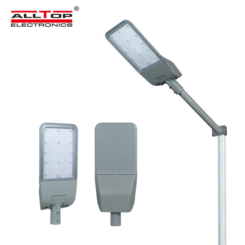 ALLTOP High quality garden highway outdoor ip65 waterproof smd 100w 150w 200w led streetlight