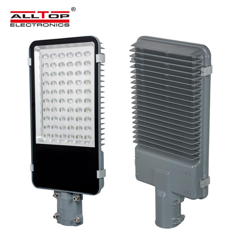 IP65 aluminum 60w rohs power newest design led street light