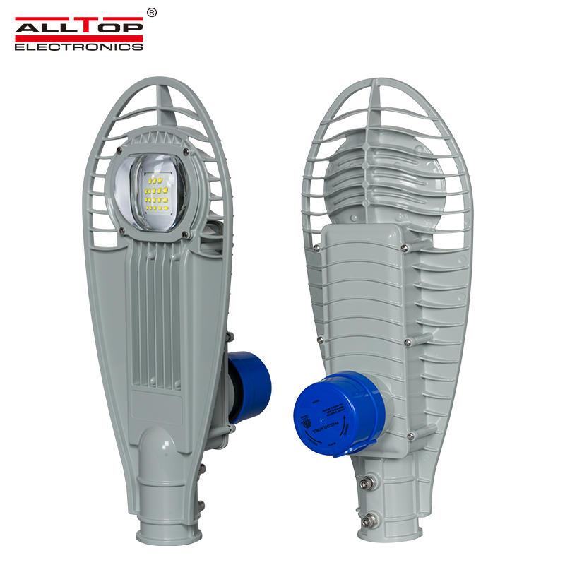 ALLTOP High lumen waterproof IP67 outdoor bridgelux led streetlight 50w