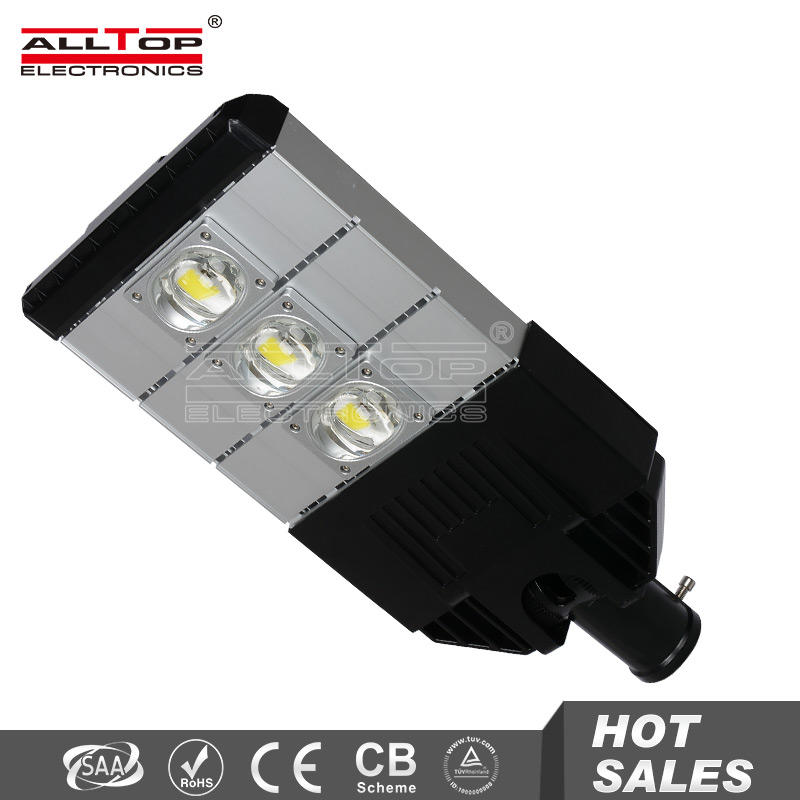 Outdoor IP65 waterproof bridgelux cob 120w led street lamp