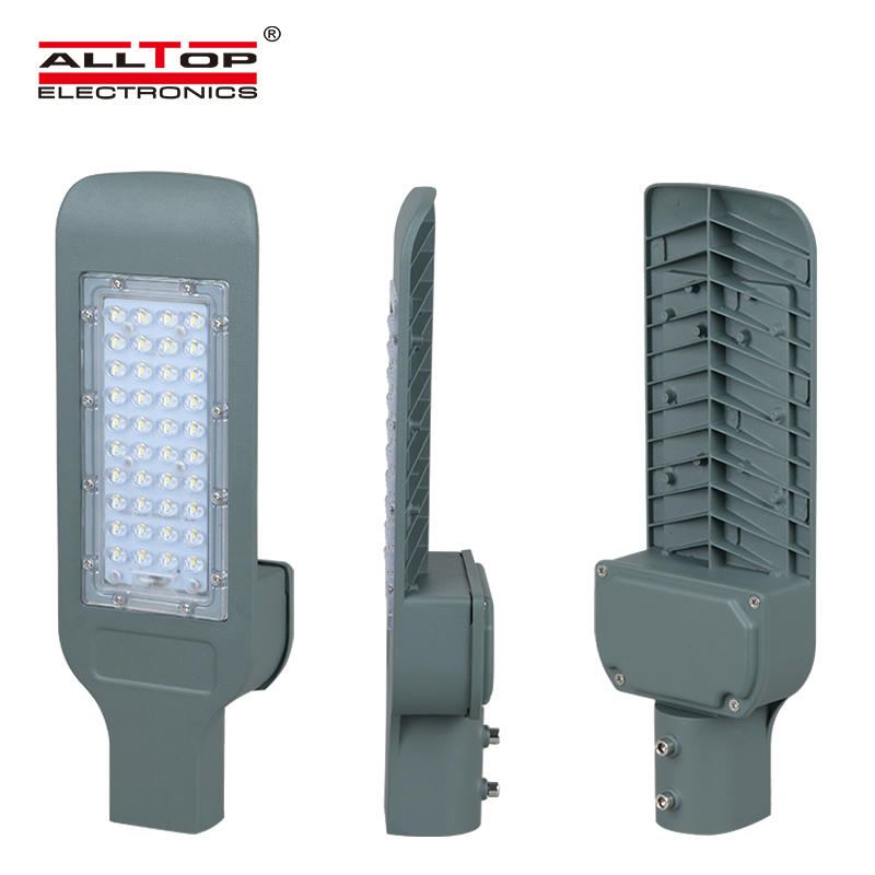 Outdoor IP65 waterproof aluminum 40W ce rohs smd led street light