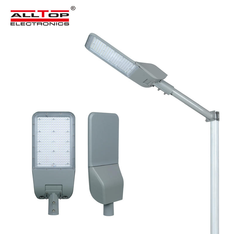 ALLTOP High quality garden outdoor ip65 waterproof 100w 150w 200w led street lamp