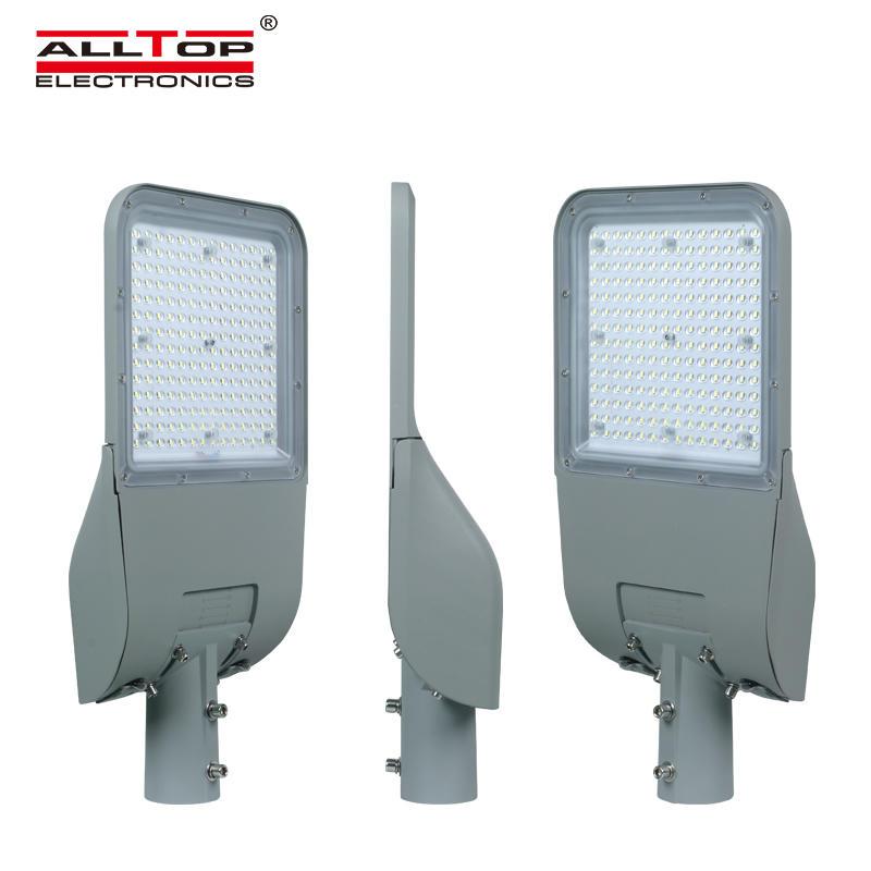ALLTOP High power AC100-240V highway outdoor ip65 waterproof 100 150 200 w led street light