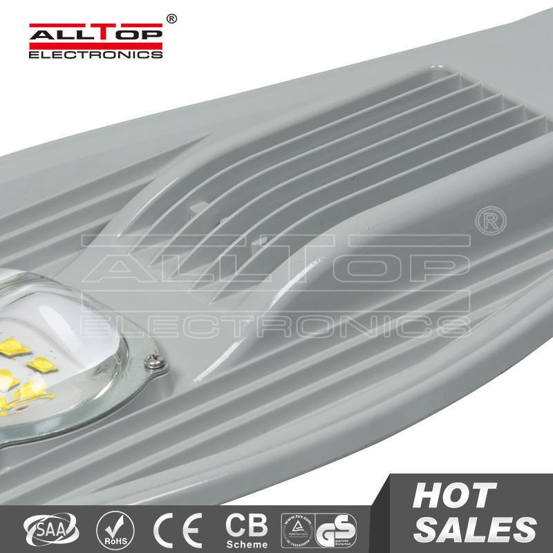High brightness ip67 waterproof 70w solar energy street lamps