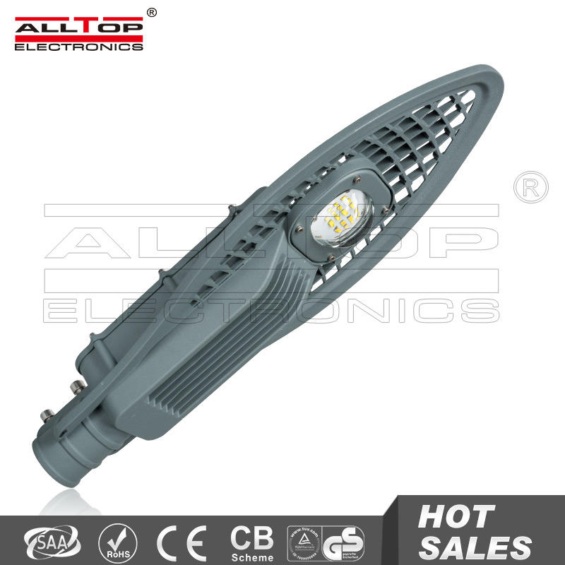 IP67 Waterproof bridgelux cob high quality 50w led street light