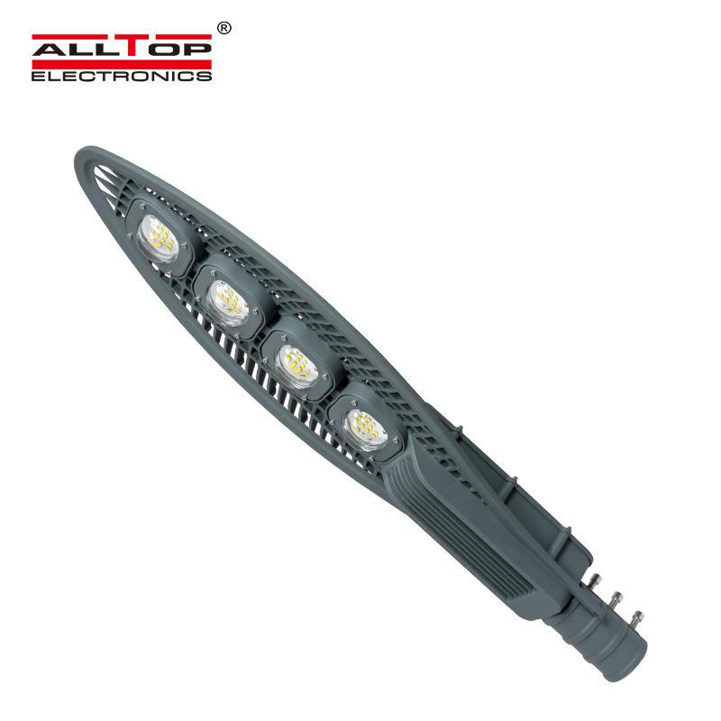 High power outdoor IP65 waterproof cob bridgelux led street light 250w