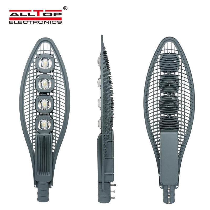 ALLTOP High power outdoor garden IP65 waterproof 200w led street light