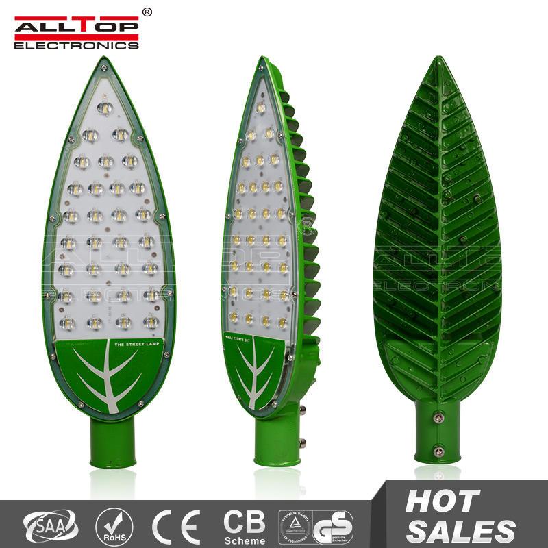 30w high power waterproof ip65 cob 12v solar led street lamp