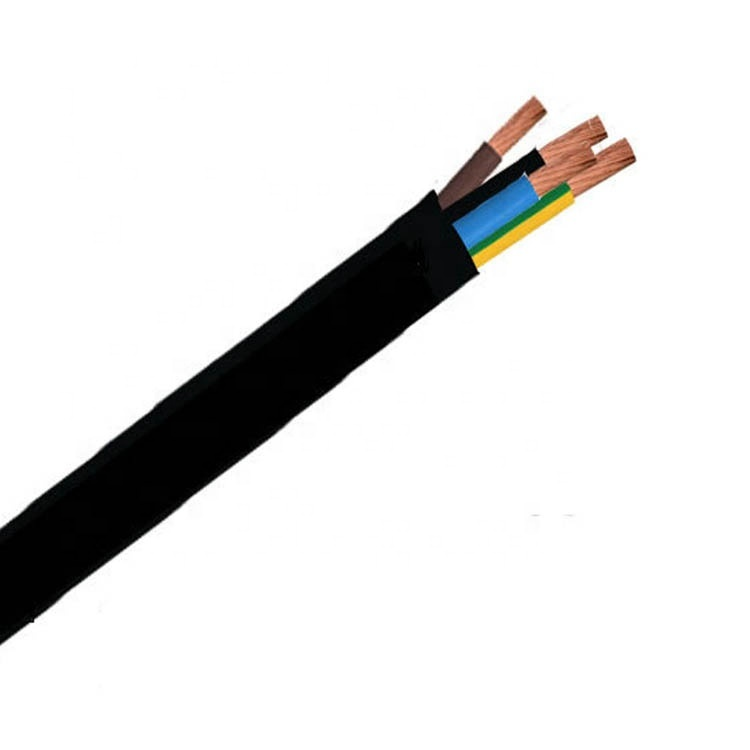 RVV 2*1.0 2.5mm 3 Core Copper Cable House Electric Waring Wire
