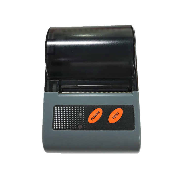 58mm Mini Printer Thermal Bluetooth Android Supports Printing from webpage