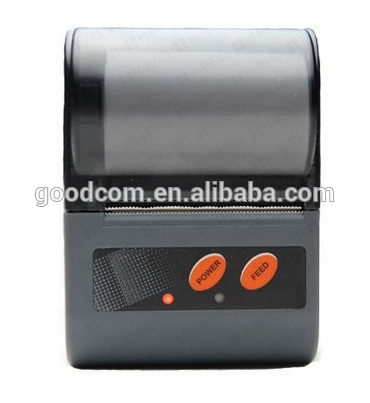 8 Hours Continuous Printing Portable Mini Printer for Android Laptop and iOS