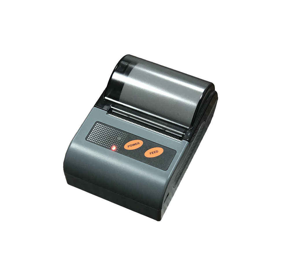 Mini Bluetooth Thermal Receipt Printer for Android and iOS Smart Phone Laptop Pad