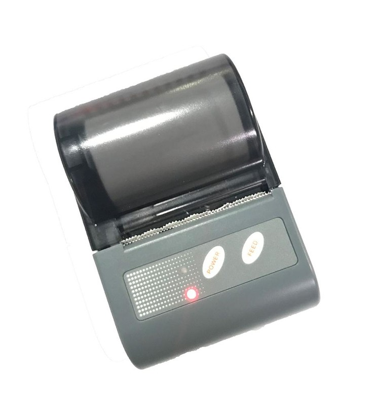 Mini Thermal Receipt Mobile Phone Printer support to Work with Mobile Phone via Bluetooth