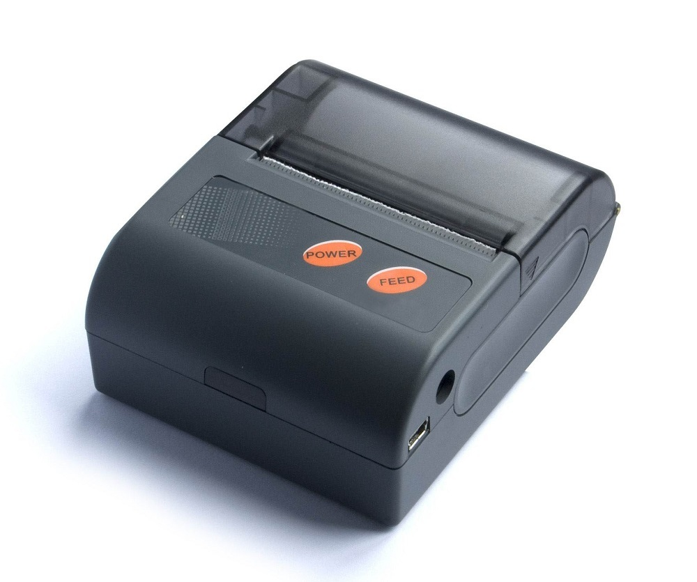 Mini Bluetooth Android POS Smartphone Printer For Thermal Paper and Adhesive Sticker