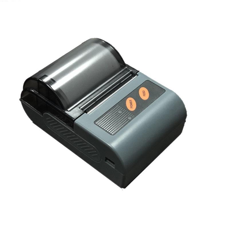 Free SDK Mini Portable Thermal Printer Bluetooth 58mm
