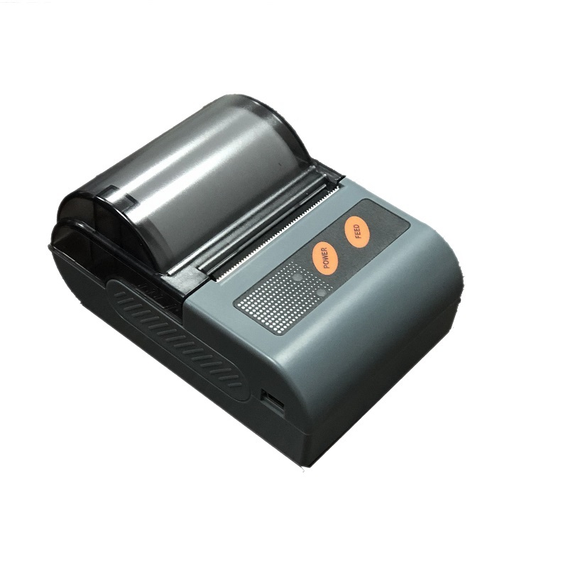 Portable Bluetooth Thermal Printer for Printing Label Stickers