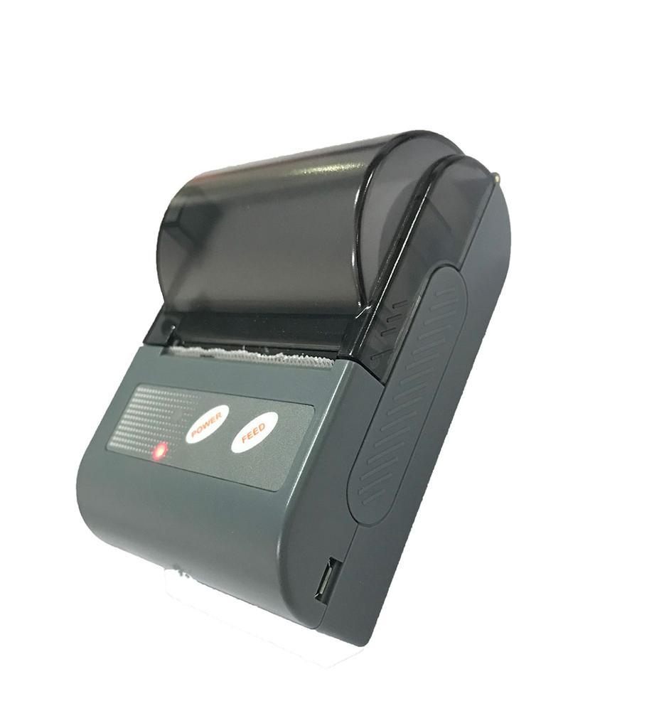 Mobile Bluetooth Printer Rugged 58 mm Thermal Receipt Printer