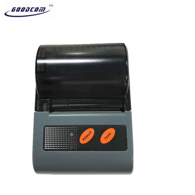 Cheap 2inch type 58mm mini portable bluetooth thermal printer free SDK Provided