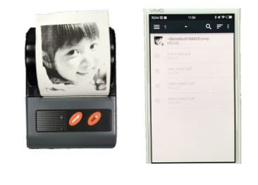 SDK Provided 58mm Mini Portable Android Printer